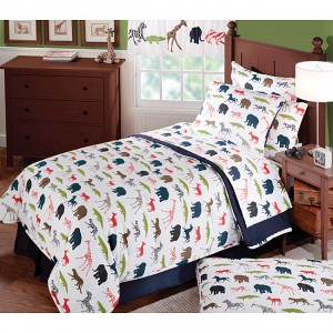 Jungle Comforter Sets