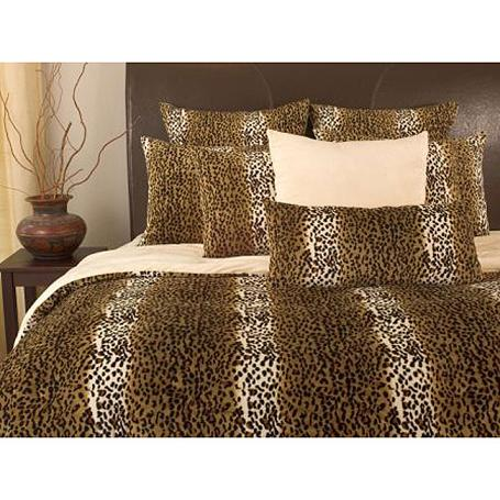 mainstays leopard print bedding comforter mini set bed mattress sale