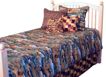 African Safari Bedding Safari Bedding