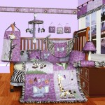 13 Piece Safari Crib Bedding