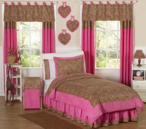Cheetah Girl – Twin Bedding