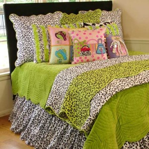 Fancy Leopard Bedding
