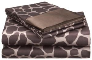 Giraffe Sheets