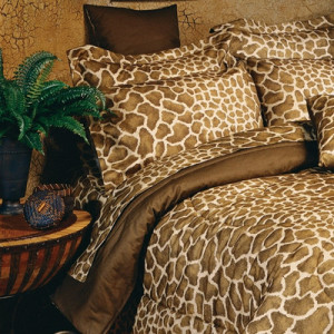 Girafee Waterbed Sheets