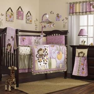 Jacana Crib Bedding