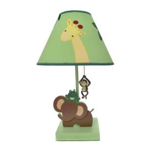 Jungle Babies Lamp