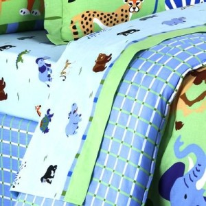 Olive Kids Queen Sheet Set