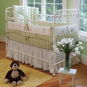 On Safari Baby Bedding
