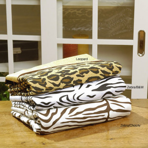 Regal Animal Print Bedding