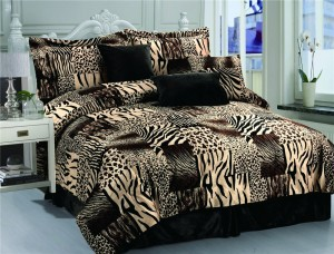 Patchwork Comforter Set