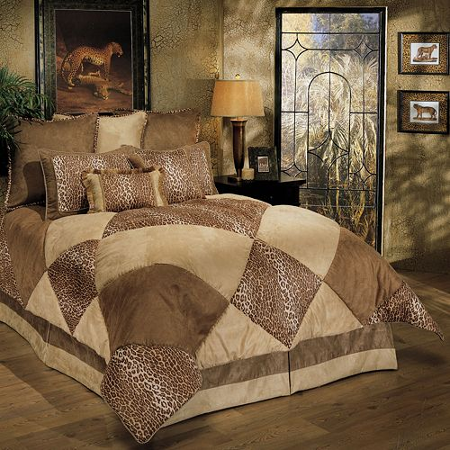 Safari Bedding Set