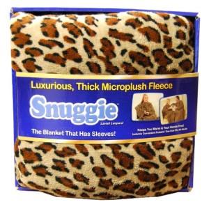 SNUGGIE Leopard Print