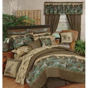 Tanzania Comforter Set